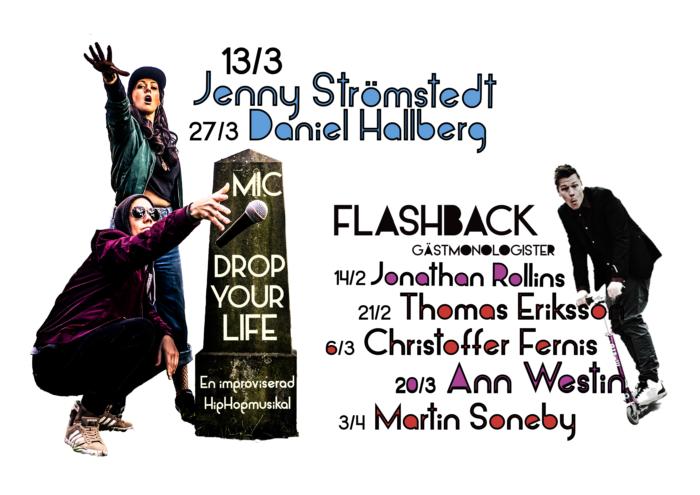 Mic Drop & Flashback